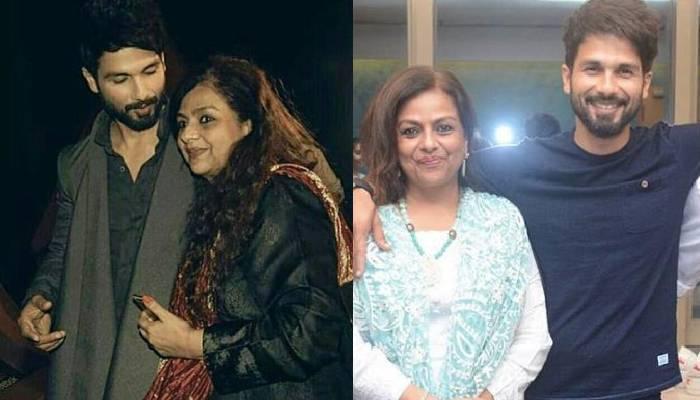 शाहिद कपूर ने मां नीलिमा के जन्मदिन पर शेयर की एक खूबसूरत तस्वीर, लिखा, 'आई लव यू मॉम'