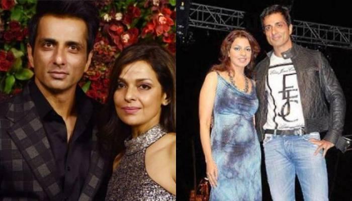 पत्नी सोनाली के बर्थडे पर भावुक हुए अभिनेता सोनू सूद, लिखा- 'मेरा सपोर्ट पिलर होने के लिए धन्यवाद'
