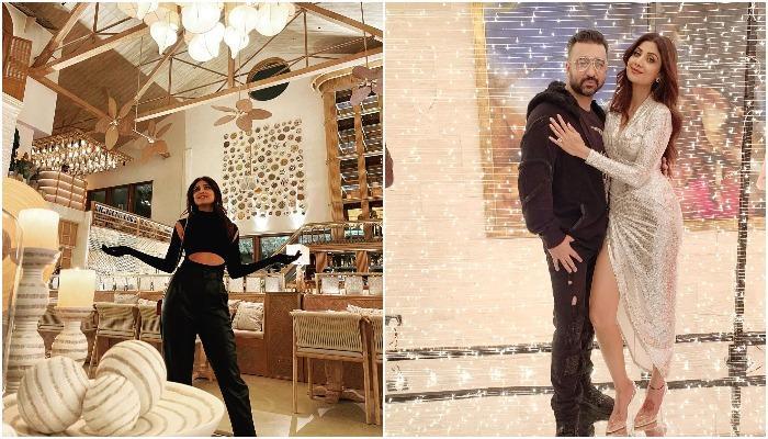 शिल्पा शेट्टी ने मुंबई में खोला आलीशान रेस्टोरेंट, खूबसूरत तस्वीरें आई सामने