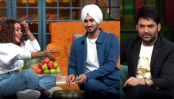 कपिल शर्मा ने अपने शो में नेहा कक्कड़ से मुंह दिखाई को लेकर पूछा सवाल, तो सिंगर ने दिया ये जवाब
