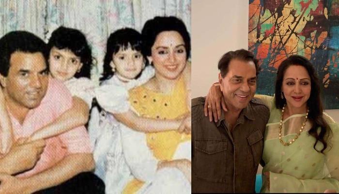 क्या आपने देखी हैं हेमा-धर्मेंद्र की उनकी बेटियों के साथ की ये अनदेखी तस्वीरें