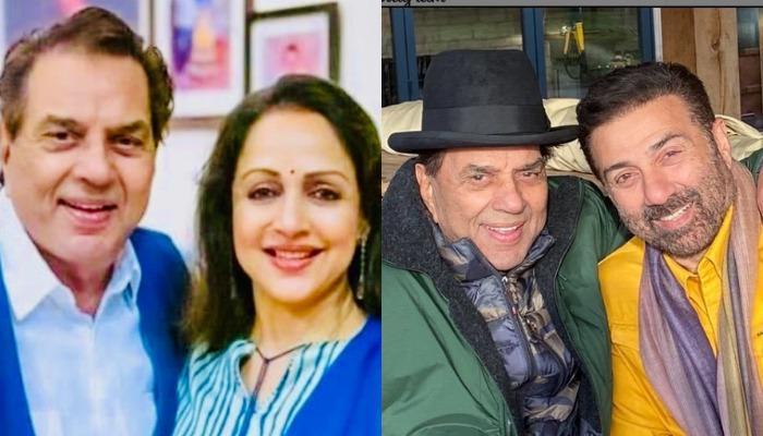 बेटे सनी देओल ने पापा धर्मेंद्र को विश किया बर्थडे, हेमा मालिनी ने भी पति को खास अंदाज में दी बधाई