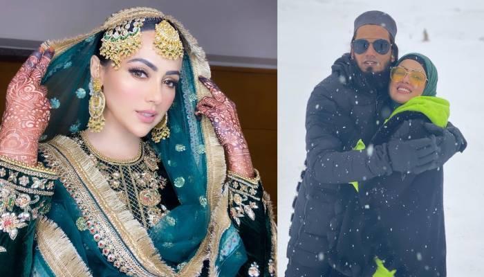 सना खान ने हसबैंड मुफ्ती अनस को ऐसे विश किया बर्थडे, फोटो शेयर कर लिखा- 'बेस्ट शौहर'