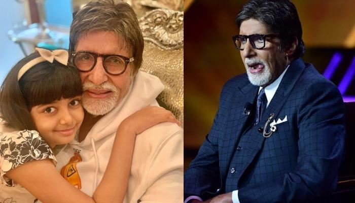 जब अमिताभ बच्चन ने पोती की ऑनलाइन क्लासेज कर दी थीं डिस्टर्ब, आराध्या का ये था रिएक्शन