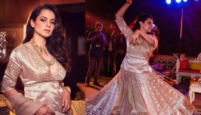कंगना रनौत ने शेयर की भाई की शादी की तस्वीरें, बहन रंगोली संग डांस करती दिखीं एक्ट्रेस