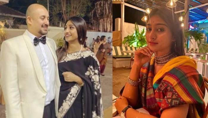 पति सुयश रावत ने क्लिक की मोहिना कुमारी की फोटो, एक्ट्रेस ने दिया 'पहाड़ी टोपी चैलेंज'