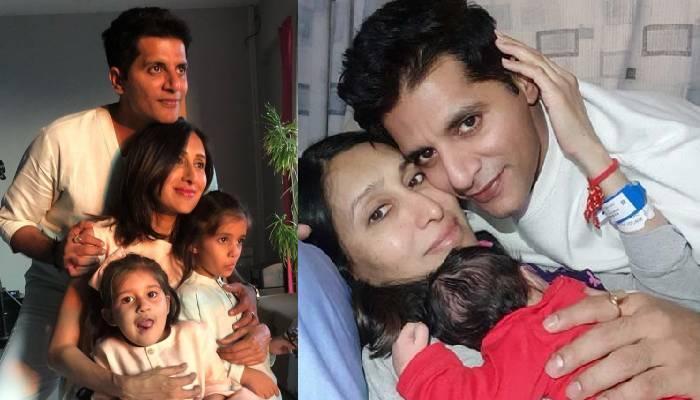 करणवीर बोहरा ने शेयर की अपनी बेबी गर्ल के साथ पहली फोटो, लिखा, 'लोग कहेंगे मैं उसे बिगाड़ रहा हूं'