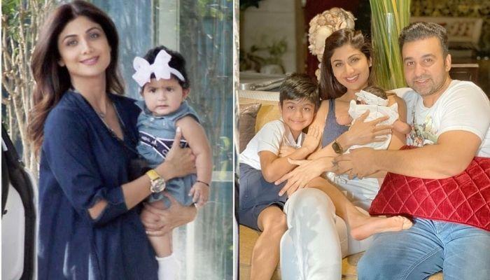 शिल्पा शेट्टी बेटी समीशा के साथ वर्चुअल क्रिसमस पार्टी में डांस करती आईं नजर, शेयर किया वीडियो