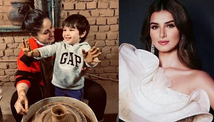 क्रिसमस पार्टी में नाचते नजर आए तैमूर अली खान, करीना के भाई और तारा सुतारिया ने दिया ऐसा रिएक्शन