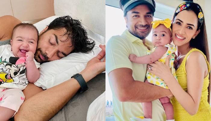 गौतम गुप्ता अपनी बेटी अनायका और वाइफ स्मृति संग दुबई वेकेशन को कर रहे एंजाॅय, देखें क्यूट फोटोज