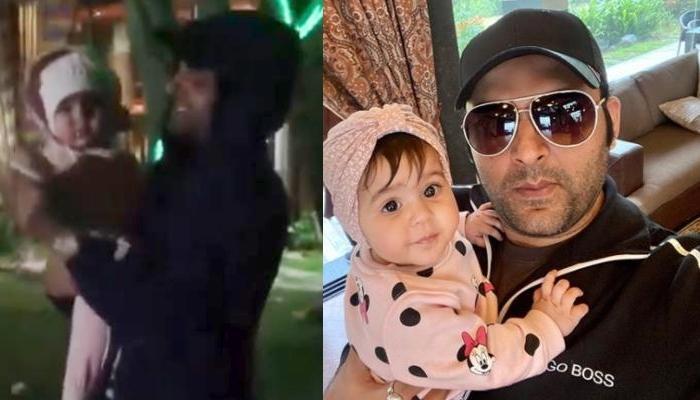 कपिल शर्मा अपनी 'लाडो' के संग डांस करते हुए आए नजर, बेबी गर्ल की क्यूटनेस ने चुराया फैंस का दिल