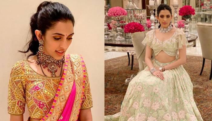 श्लोका मेहता ने एक बार फिर दिए अपने फैंस को फैशन गोल्स, देखिए ये दिलकश तस्वीरें