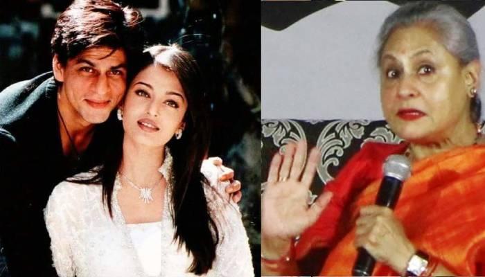 ऐश्वर्या को लेकर जया बच्चन ने शाहरुख खान को कही थी थप्पड़ मारने की बात, जानें पूरा मामला?
