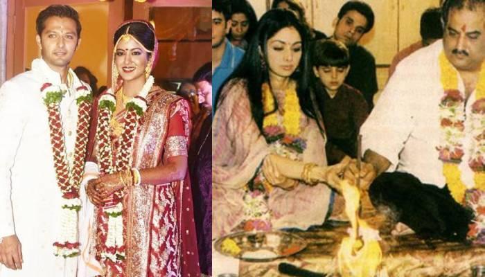 बॉलीवुड के ऐसे 11 सितारे, जिन्होंने मंदिर में रचाई शादी, नहीं खर्च किए करोड़ों रूपए