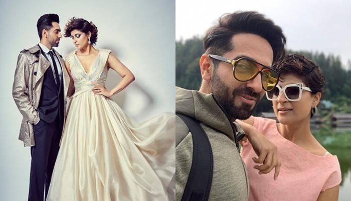 आयुष्मान खुराना के बर्थडे पर पत्नी ताहिरा कश्यप ने शेयर की ये फोटो, लिखा स्पेशल मैसेज