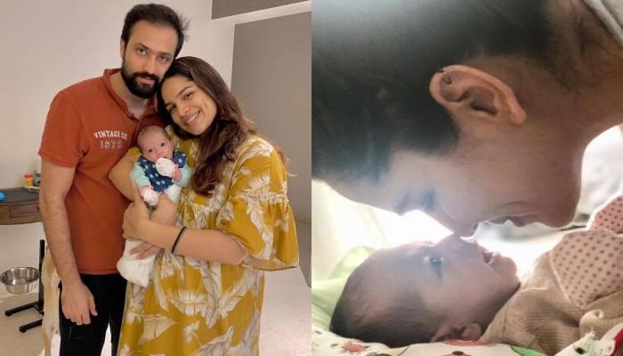 टीवी एक्ट्रेस शिखा सिंह ने बेटी अलायना के तीन महीने पूरे होने पर शेयर की क्यूट फोटो, लिखा खास मैसेज