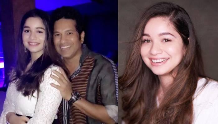 सचिन तेंदुलकर ने शेयर की बेटी के साथ की ये प्यारी तस्वीर, लिखा- 'इतना 'सारा' क्यूटनेस कहां...'