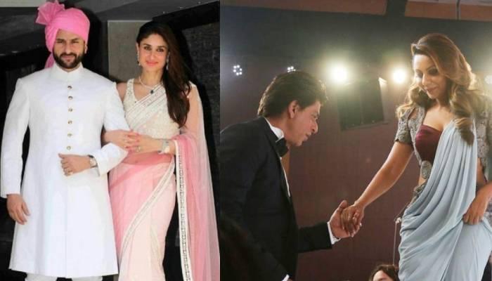 बेहद अलग था इन बॉलीवुड सेलेब्स के प्यार का इज़हार, शाहरुख खान ने गौरी को ऐसे किया था प्रपोज