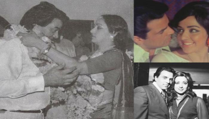 बेहद रोमांटिक है हेमा मालिनी और धर्मेंद्र की लव स्टोरी, प्यार में दोनों ने बदल लिये थे धर्म