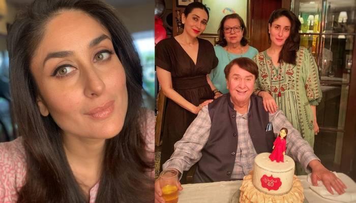 करीना कपूर खान ने सेलिब्रेट किया अपना 40वां बर्थडे, सामने आई खूबसूरत तस्वीरें