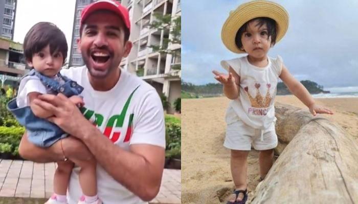 जय भानुशाली ने बेटी तारा की 'जिद' पर दिया रिएक्शन, देखें ये प्यारा वीडियो