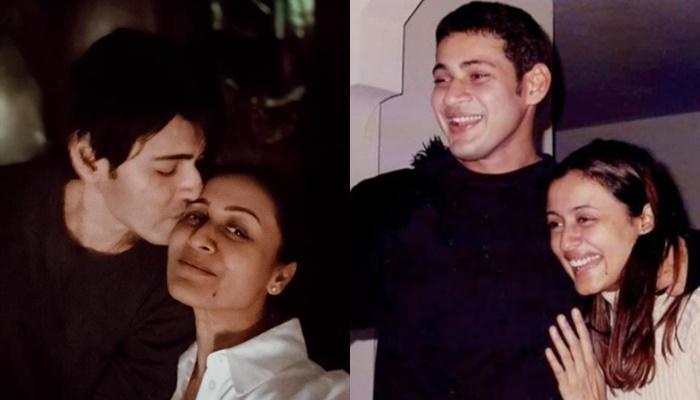 नम्रता शिरोडकर ने पति महेश बाबू संग शेयर की रोमांटिक फोटो, लिखा, 'हमारा रिश्ता प्यार से चल रहा'