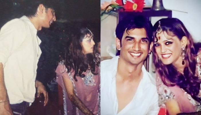 सुशांत की लाडली बहन श्वेता ने शेयर की भाई के साथ डांस करते हुए ये तस्वीर, लिखा- 'कीमती यादें'