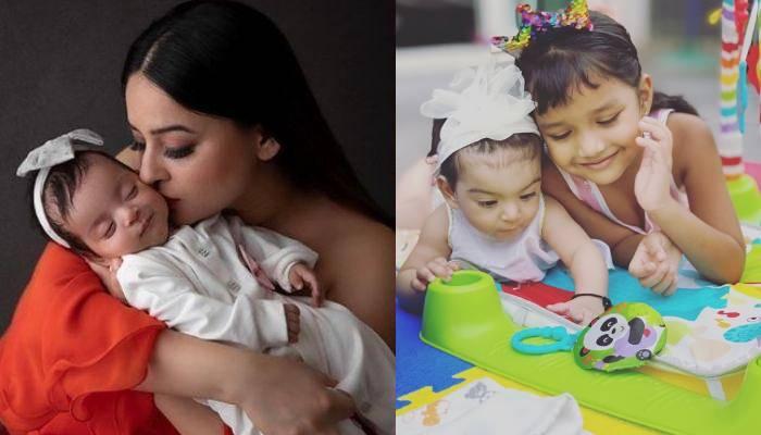 माही विज ने शेयर किया दिल छू लेने वाला वीडियो, बेटियों के लिए लिखा- 'आपकी मां होने पर मुझे...'