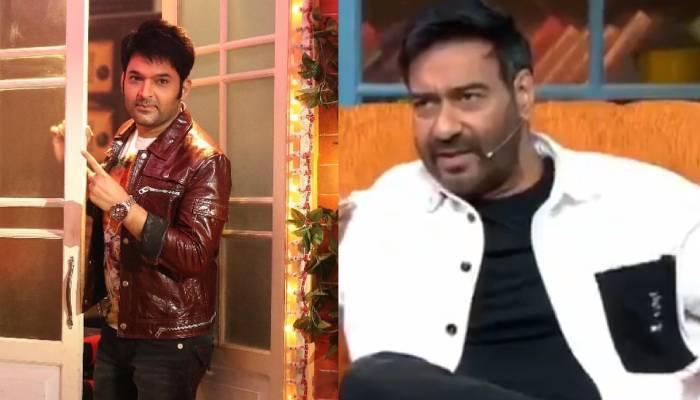 कपिल शर्मा से अजय देवगन ने पूछा पत्नी गिन्नी से जुड़ा ये सवाल, काॅमेडियन की बोलती हो गई बंद