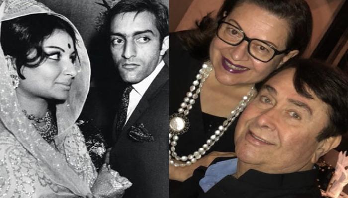 जब रणधीर-बबीता की शादी में पहुंचे थे शर्मिला और मंसूर अली खान पटौदी, सामने आई अनदेखी फोटो