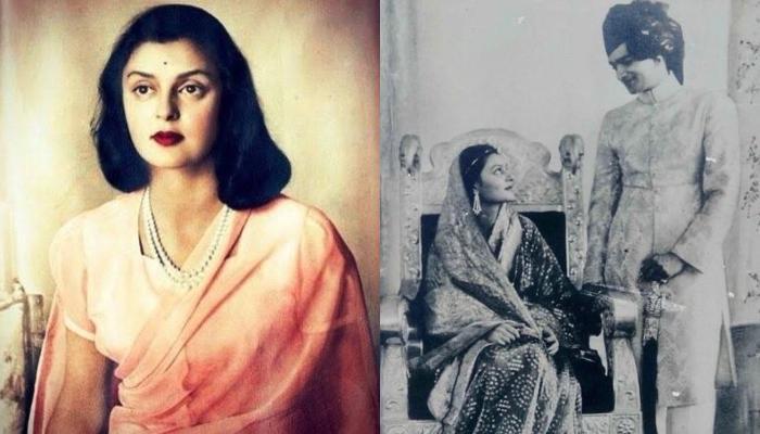 बड़ी अनोखी है महारानी गायत्री देवी की प्रेम कहानी, 12 की उम्र में 21 साल के राजा को दे दिया था दिल