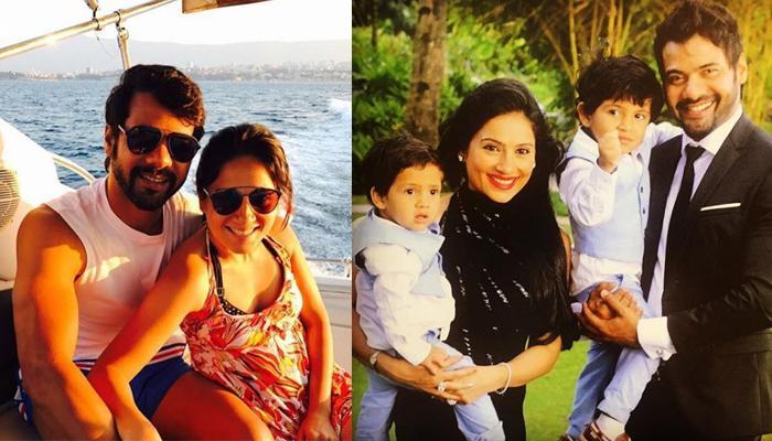 शब्बीर अहलूवालिया और कांची कौल की लव स्टोरी: कपल की शादी में एकता कपूर की थी अहम भूमिका