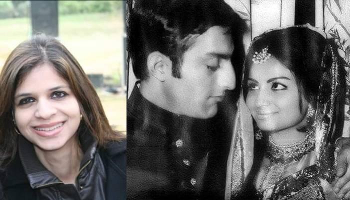 अम्मी शर्मिला टैगोर की शादी की अनदेखी फोटो बेटी सबा अली खान ने की शेयर, लिखा- 'दो महान लोग'
