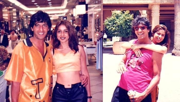 चंकी पांडे और उनकी वाइफ भावना ने अपनी 23वीं मैरिज एनिवर्सरी पर शेयर कीं पुरानी तस्वीरें