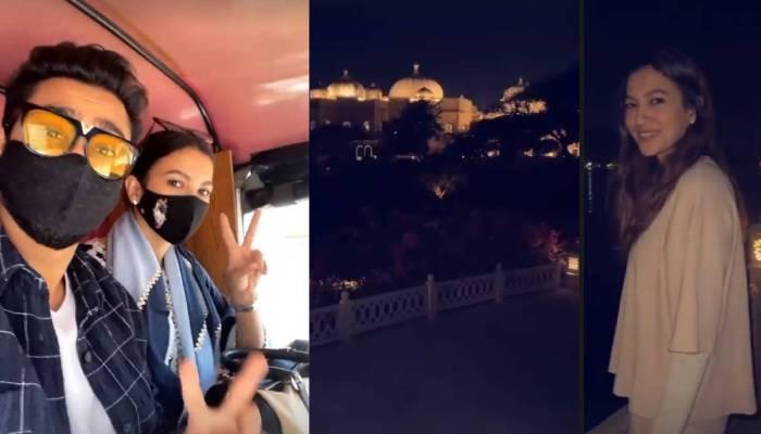 शौहर जैद दरबार संग उदयपुर में एंजॉय कर रहीं गौहर खान, देखें वेकेशन की तस्वीरें व वीडियो