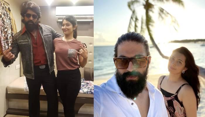 'KGF' स्टार यश के साथ पत्नी राधिका पंडित ने शेयर की मालदीव वेकेशन की रोमांटिक फोटो, हग करती आईं नजर