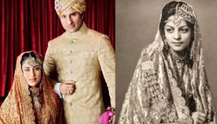 करीना कपूर ने अपनी शादी में पहना था 100 साल पुराना ब्राइडल शरारा, भोपाल की बेगम से है गहरा कनेक्शन