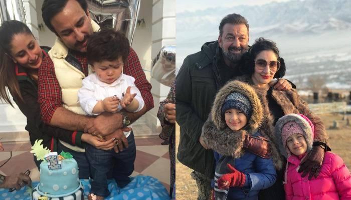 40 साल की उम्र के बाद ये स्टार्स बने पिता, सैफ अली खान से लेकर संजय दत्त तक इस लिस्ट में हैं शामिल