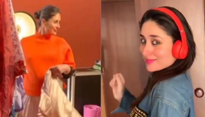 प्रेग्नेंसी के आखिरी दिनों में सुपर एक्टिव हैं करीना कपूर खान, डांस करती दिखीं एक्ट्रेस