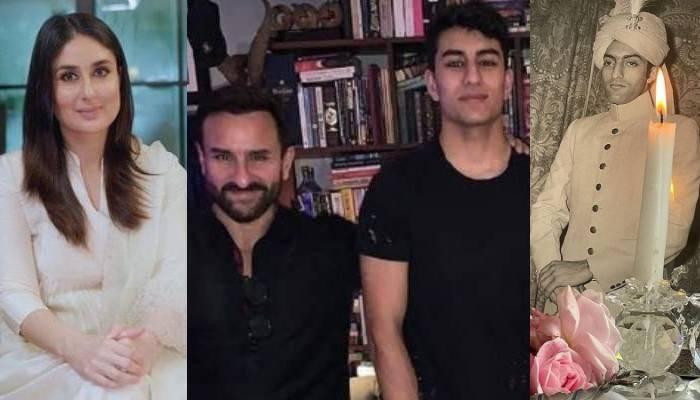 ससुर मंसूर अली खान के बर्थडे पर करीना ने शेयर की ये फोटो, बेटे इब्राहिम की कार्बन काॅपी लग रहे सैफ