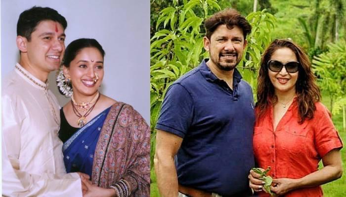 पति श्रीराम नेने को माधुरी दीक्षित ने बताया अपने से बेहतर कुक, कहा- 'वो कुछ भी बना लेते हैं'