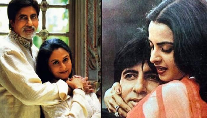 रेखा से जुड़े सवाल पर भड़क गए थे अमिताभ बच्चन, पत्नी जया को सबके सामने कह डाली थी ये बात