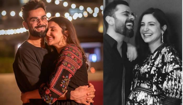 अनुष्का शर्मा ने बेटी और पति विराट संग शेयर की फोटो, फैंस को बताया अपनी 'नन्ही परी' का नाम