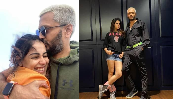 जेनेलिया ने पति रितेश को एनिवर्सरी पर दिया रोमांटिक सरप्राइज, एक्टर ने शेयर की खूबसूरत झलक