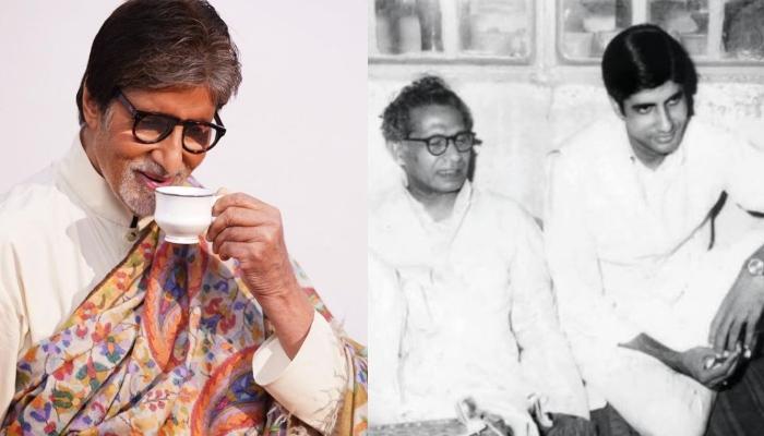 अमिताभ बच्चन को आई पिता हरिवंश राय बच्चन की याद, शेयर की 'मधुशाला' की खास पंक्तियां