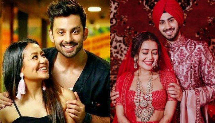 नेहा कक्कड़ के एक्स बॉयफ्रेंड हिमांश कोहली ने सिंगर की शादी पर कहा- 'उनकी खुशी में ही मेरी खुशी'