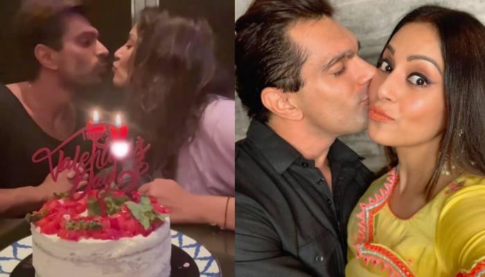 बिपाशा बसु पति करण सिंह ग्रोवर संग हुईं रोमांटिक, वैलेंटाइन डे पर शेयर किया वीडियो