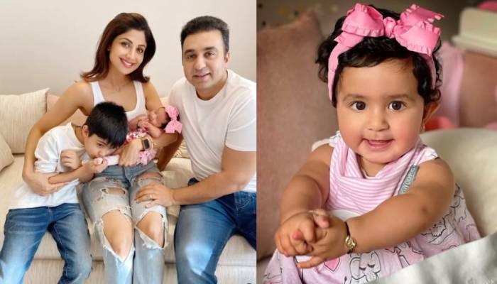 शिल्पा शेट्टी ने बेटी समीशा के बर्थडे पर शेयर किया क्यूट वीडियो, 'मम्मा' कहती दिख रही एंजल