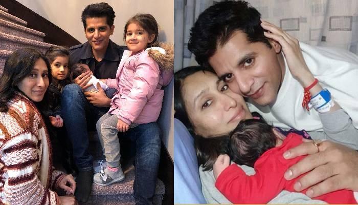 करणवीर बोहरा और टीजे सिद्धू ने बताया अपनी नन्ही परी का नाम, शेयर कीं क्यूट तस्वीरें