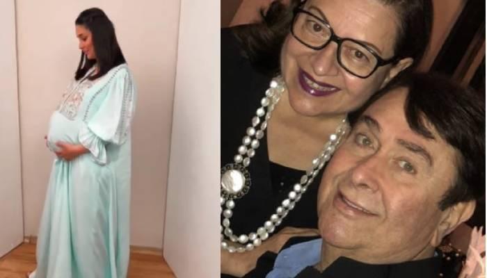 बेटी करीना कपूर की डिलीवरी डेट के बीच रणधीर और बबीता कपूर चर्च में किए गए स्पॉट, सामने आई फोटो